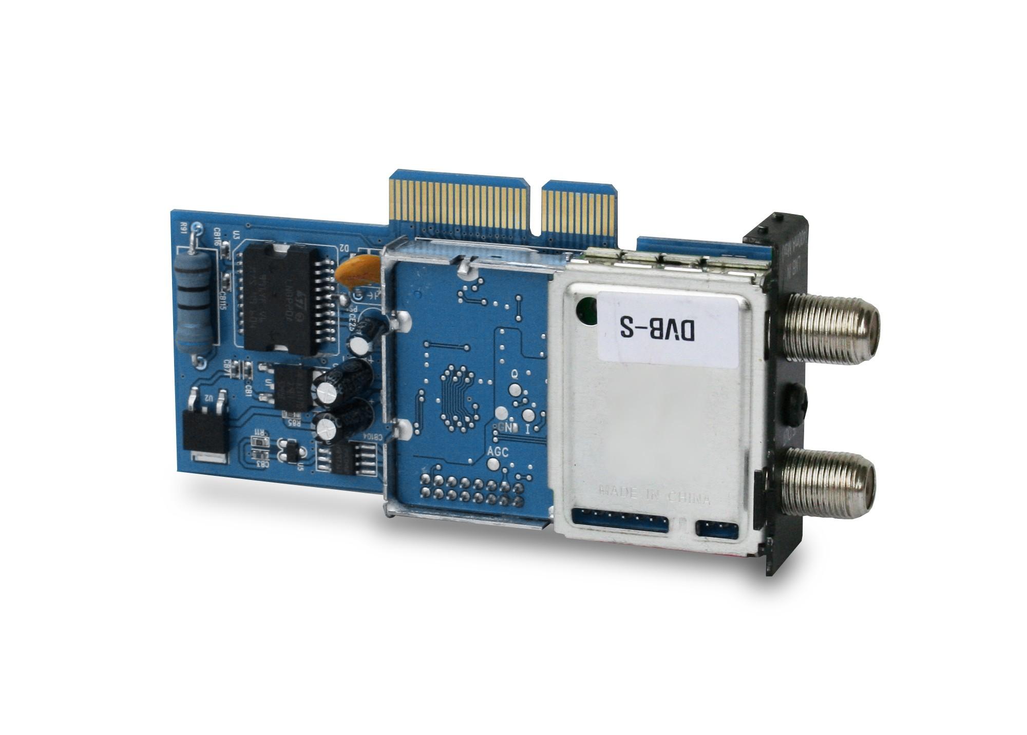 DVB - S tuner pre AB IPBox 9000HD