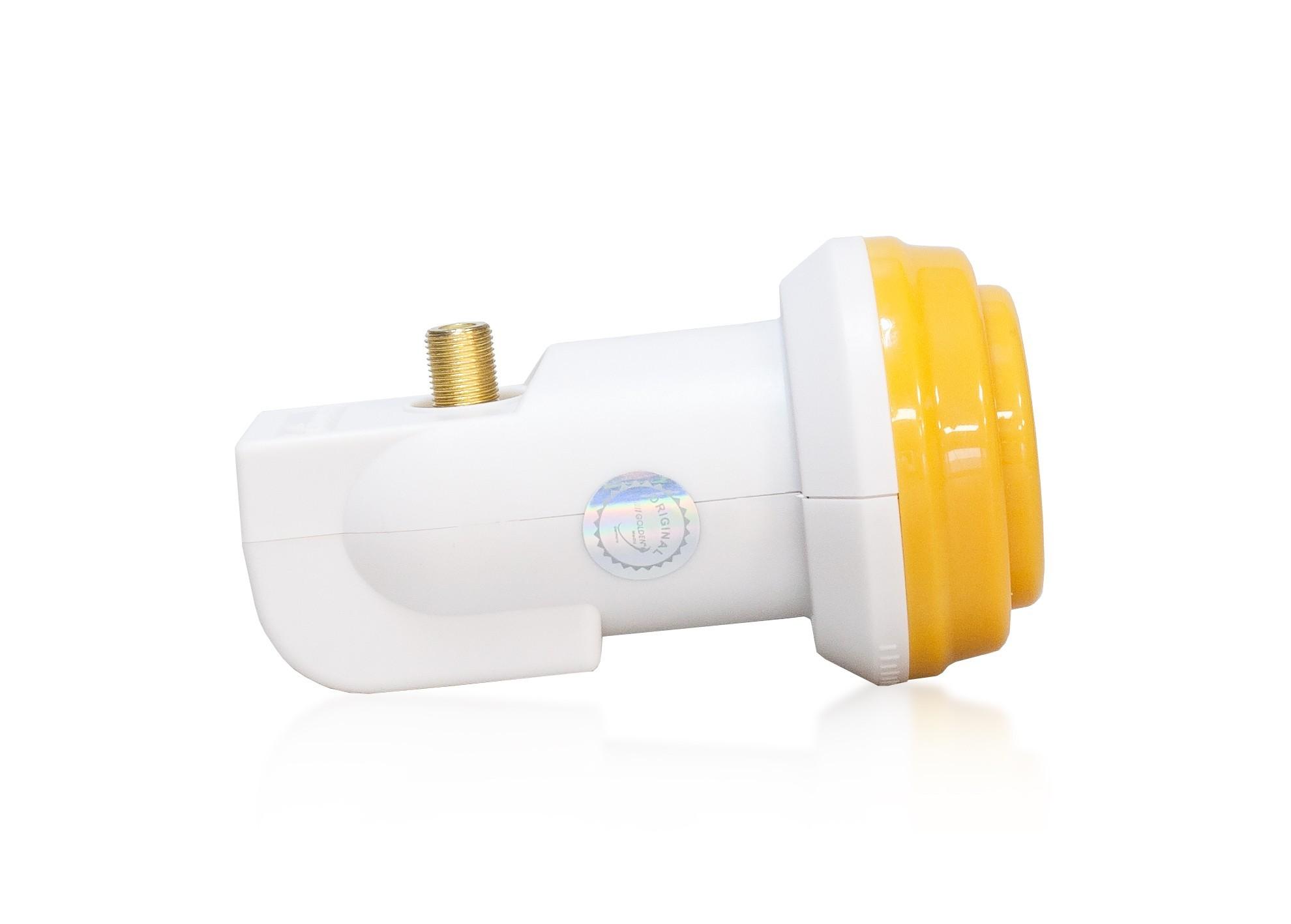LNB Golden Media GM201 Single Short