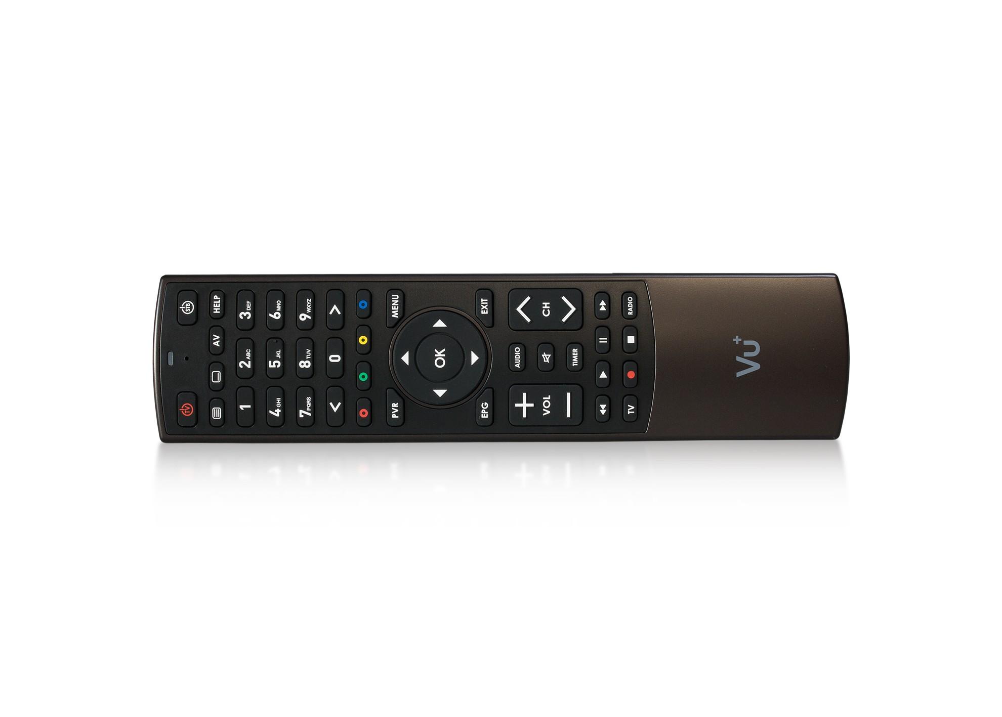 VU+ UNO 4K SE (Dual MTSIF DVB-T2)