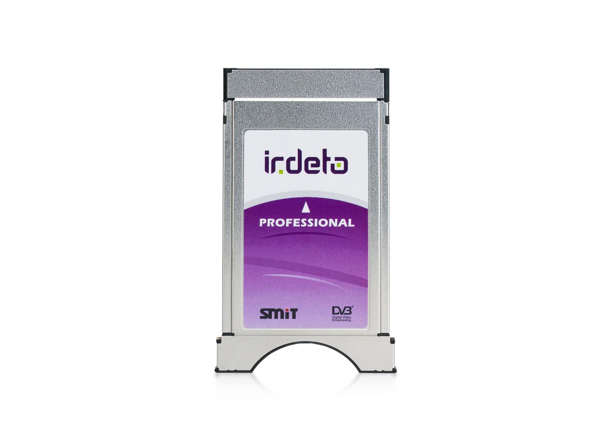 CAM Irdeto Smit Professional modul 12 kanálový
