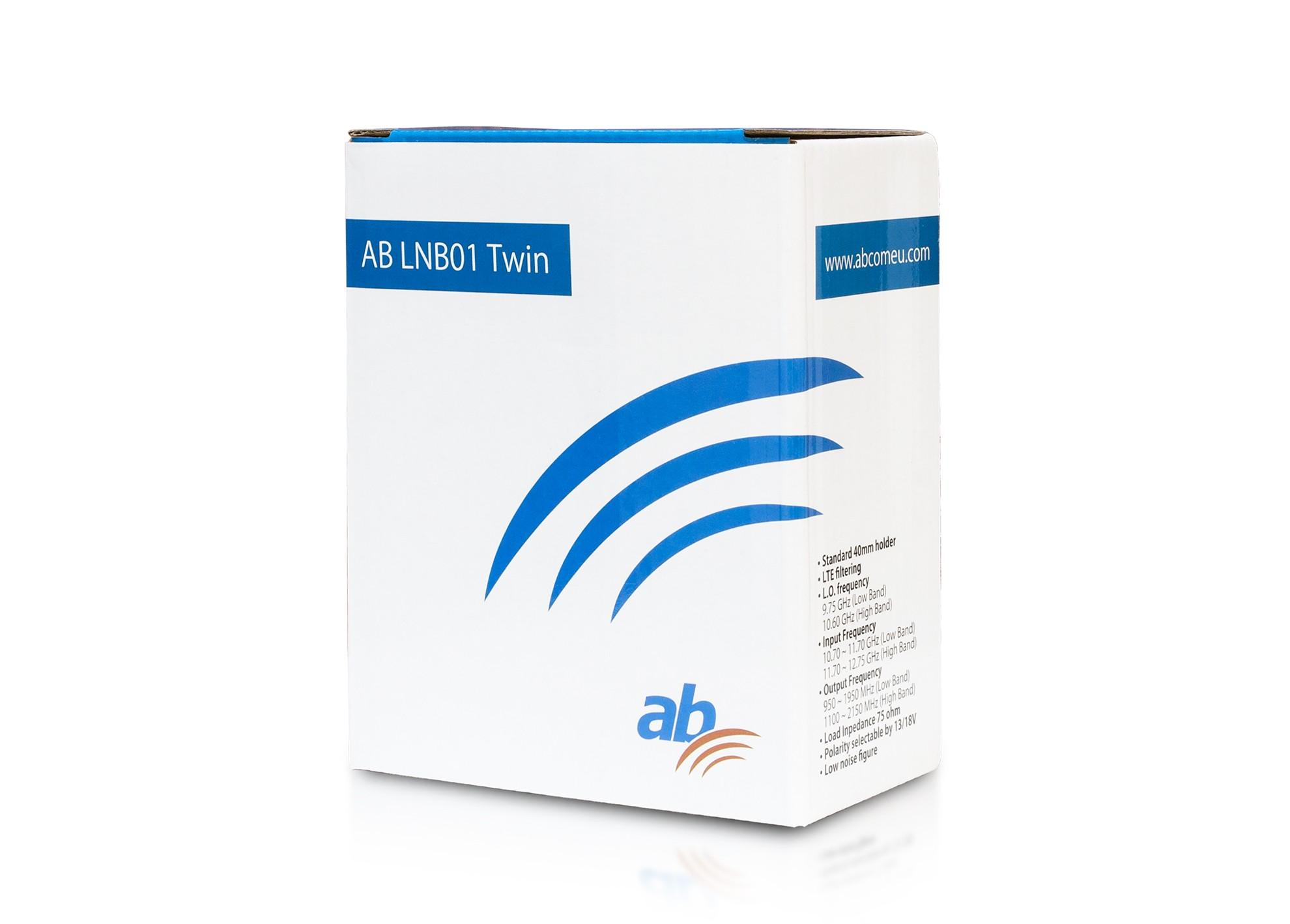 AB LNB01 Twin Blue Edition