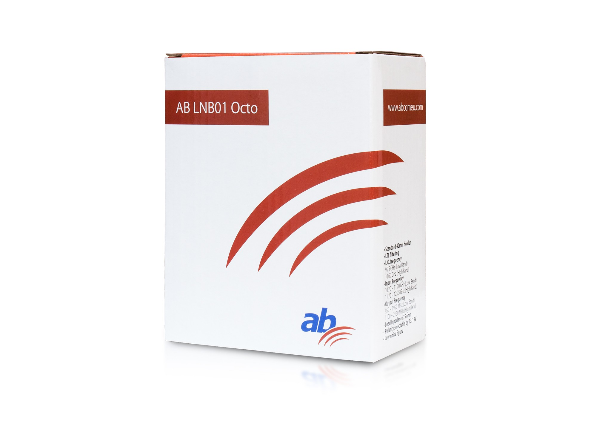 AB LNB01 Octo Red Edition