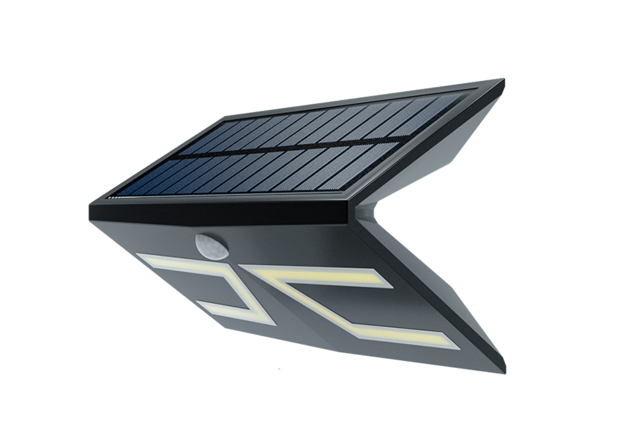 AB LED GV50-CLB solárne svietidlo