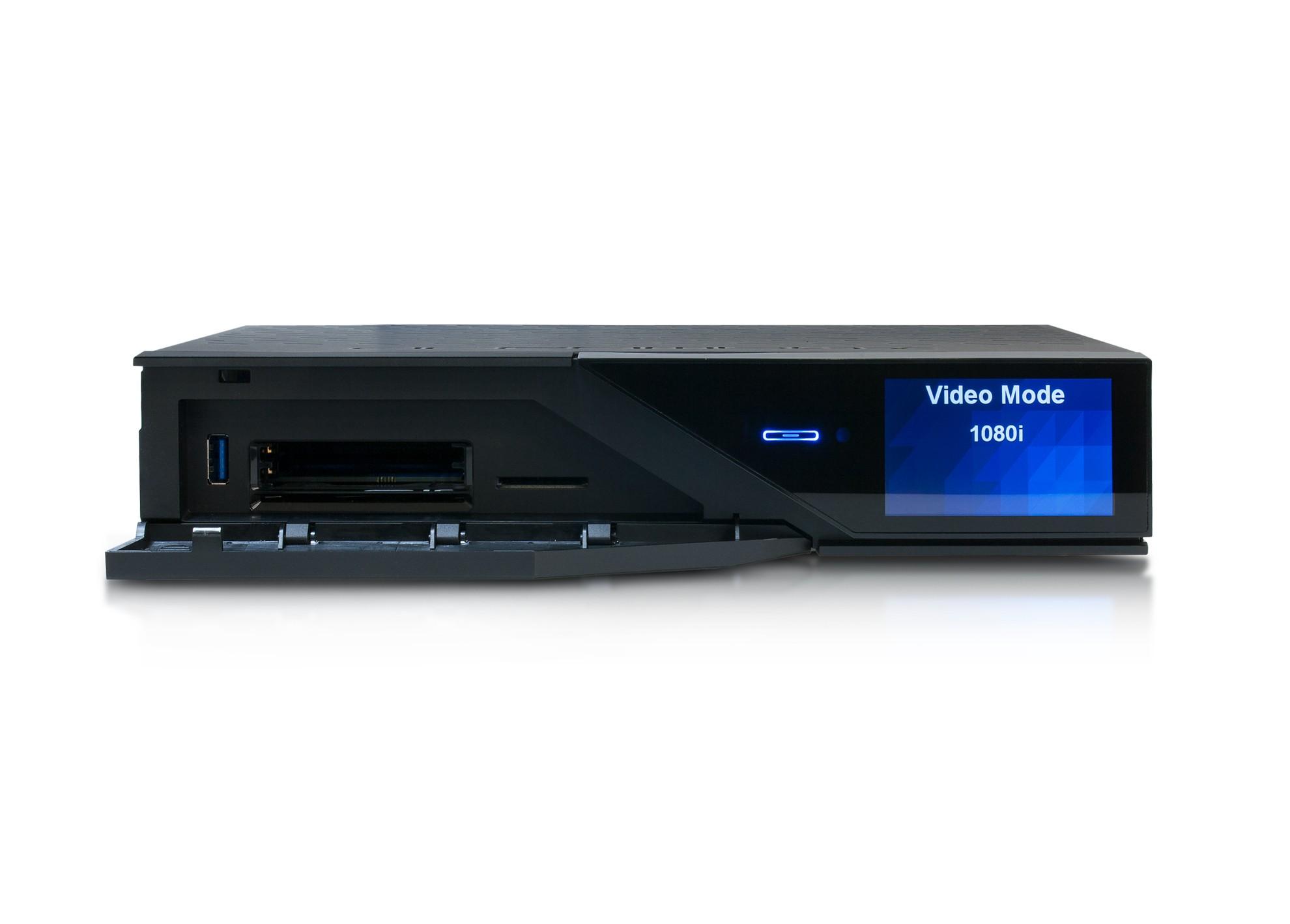 Dreambox DM-920 UHD 4K MS (2x DVB-S2X, DVB-C/T2)