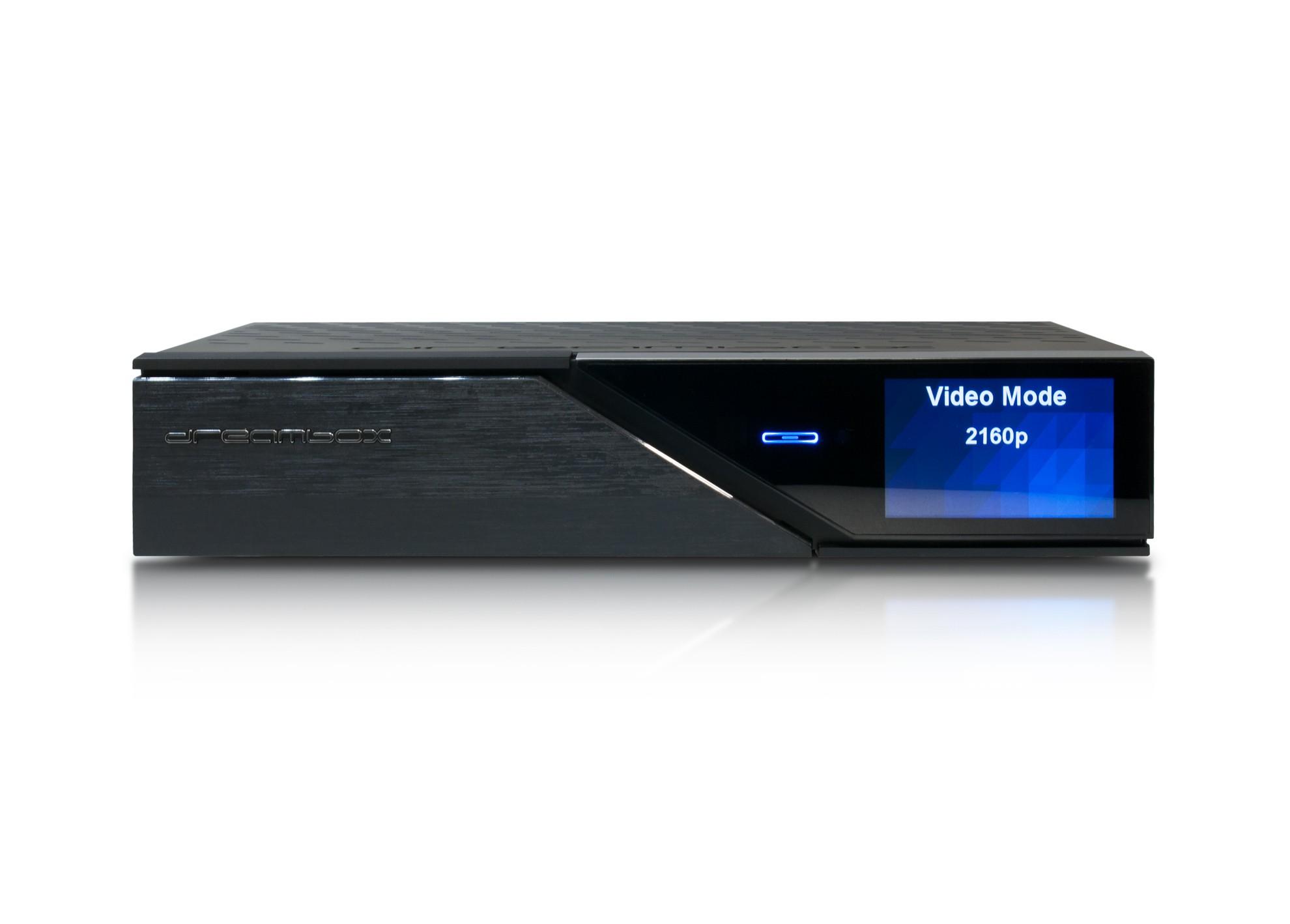 Dreambox DM-900 RC20 UHD 4K (1x Dual DVB-S2X)