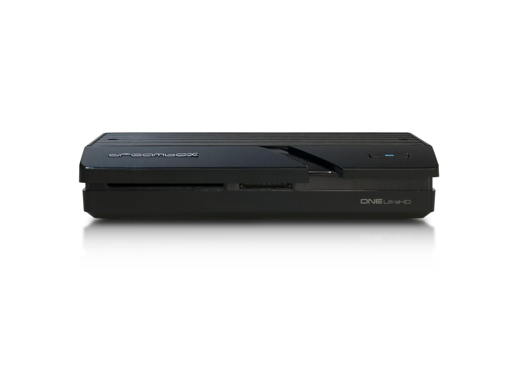 Dreambox ONE Combo UHD 4K (DVB-S2X, DVB-C/T2)