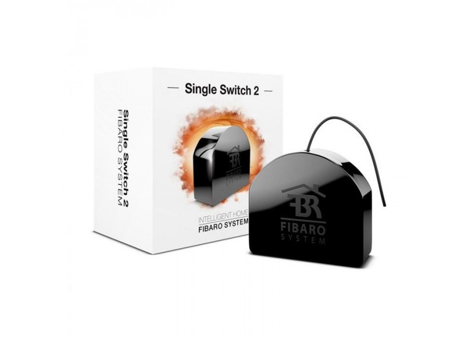 Spínací modul Fibaro Single Switch 2 Z-Wave