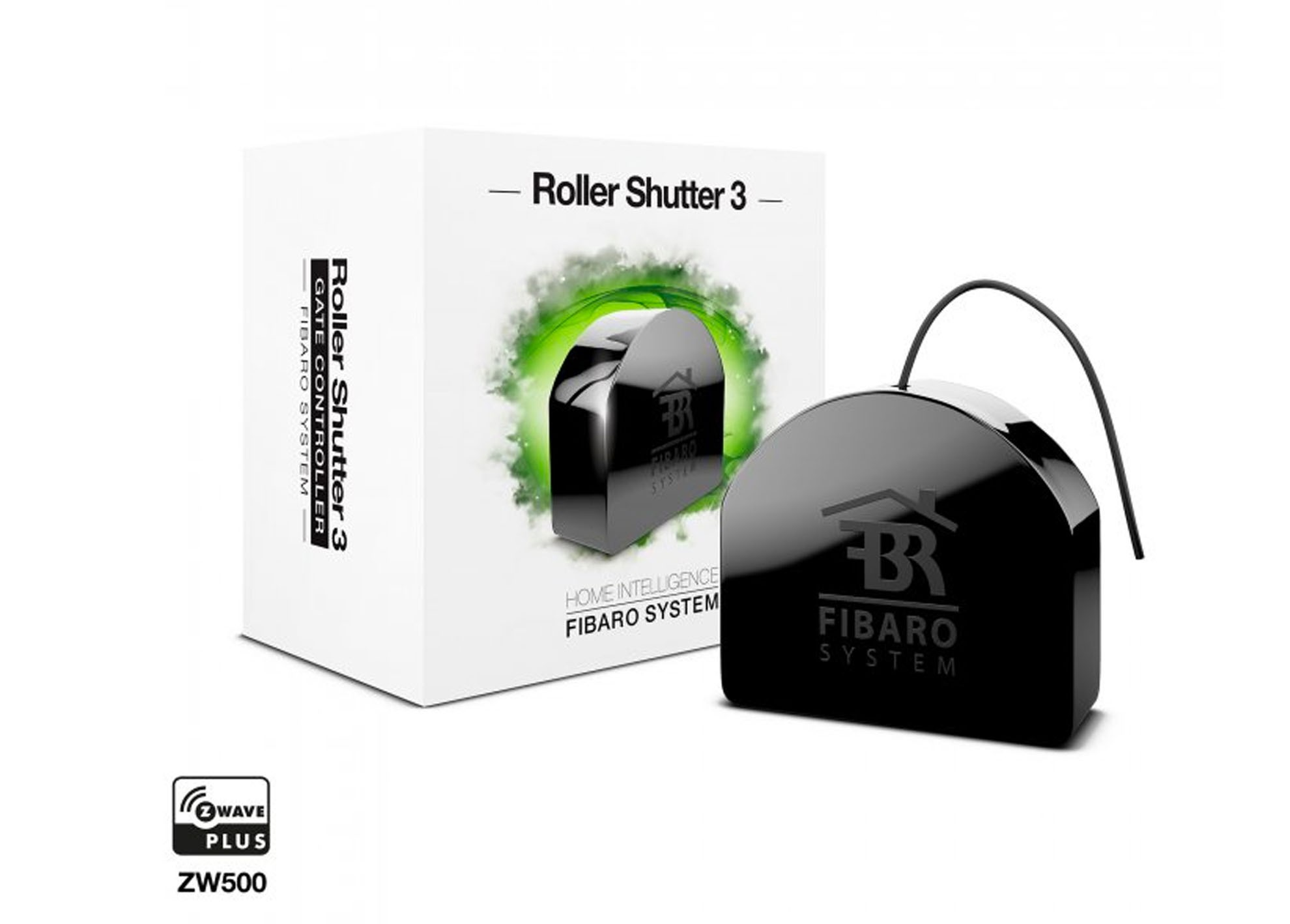 Žalúziový modul Fibaro Roller Shutter 3 Z-Wave