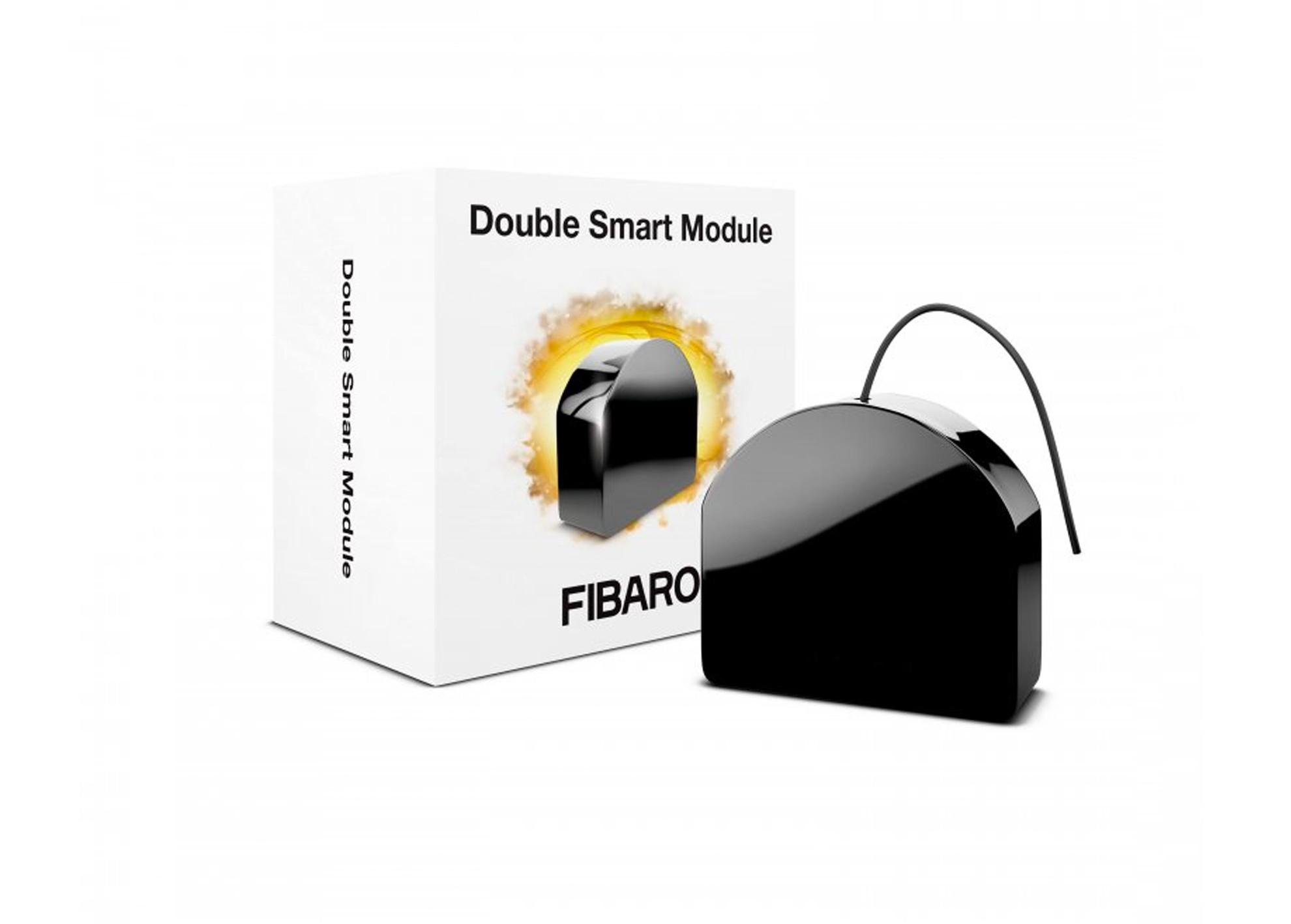 Double Smart Module Z-Wave