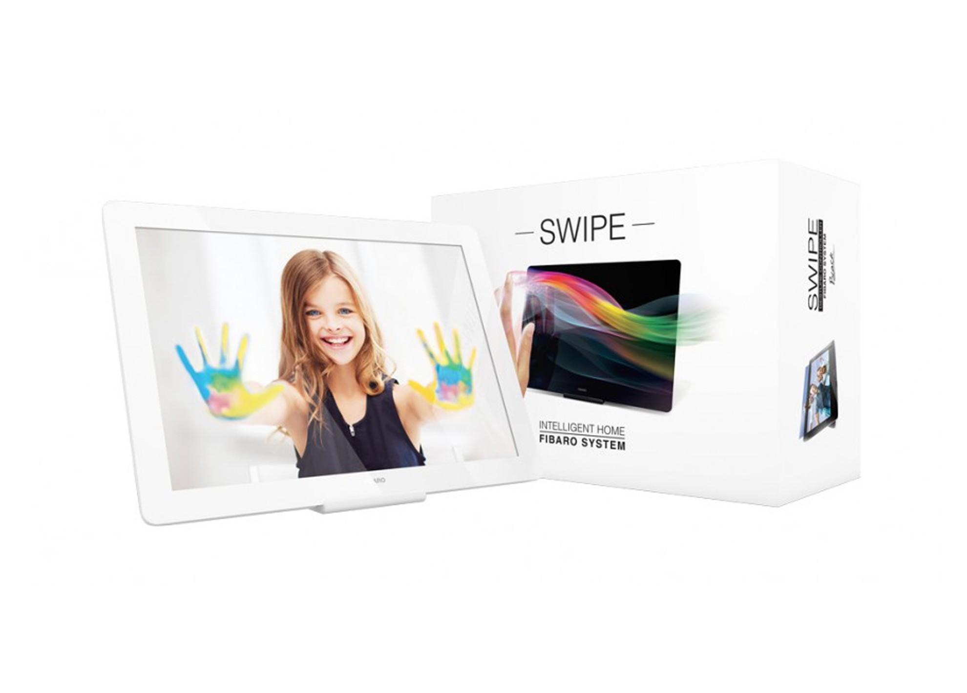 Ovládač Fibaro Swipe biely Z-Wave