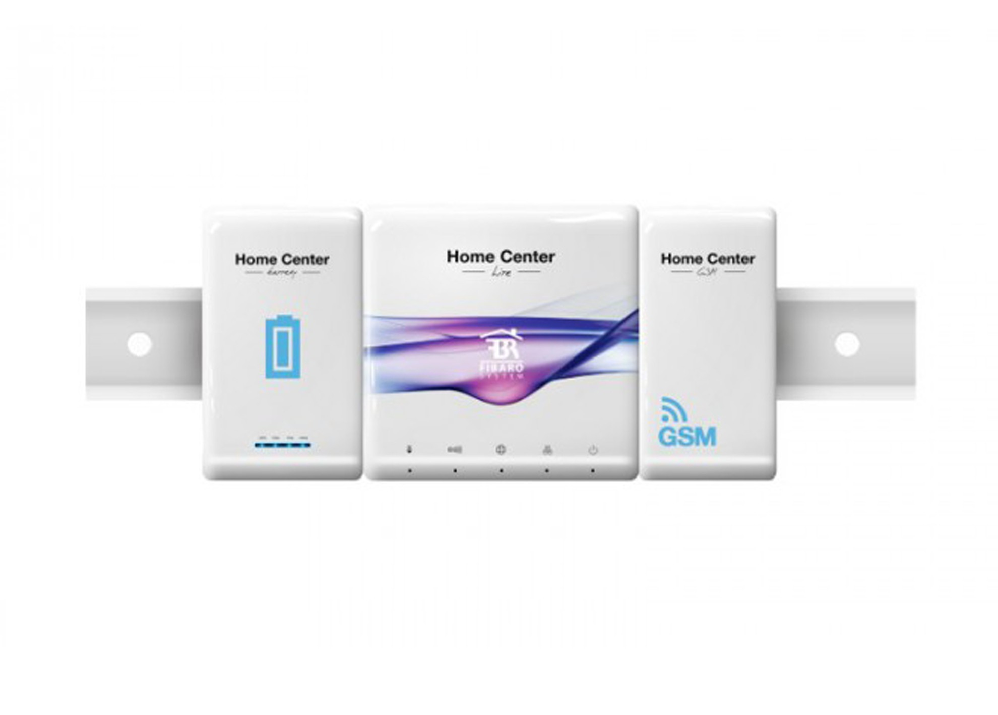 Riadiaca jednotka Fibaro Home Center Lite Z-Wave