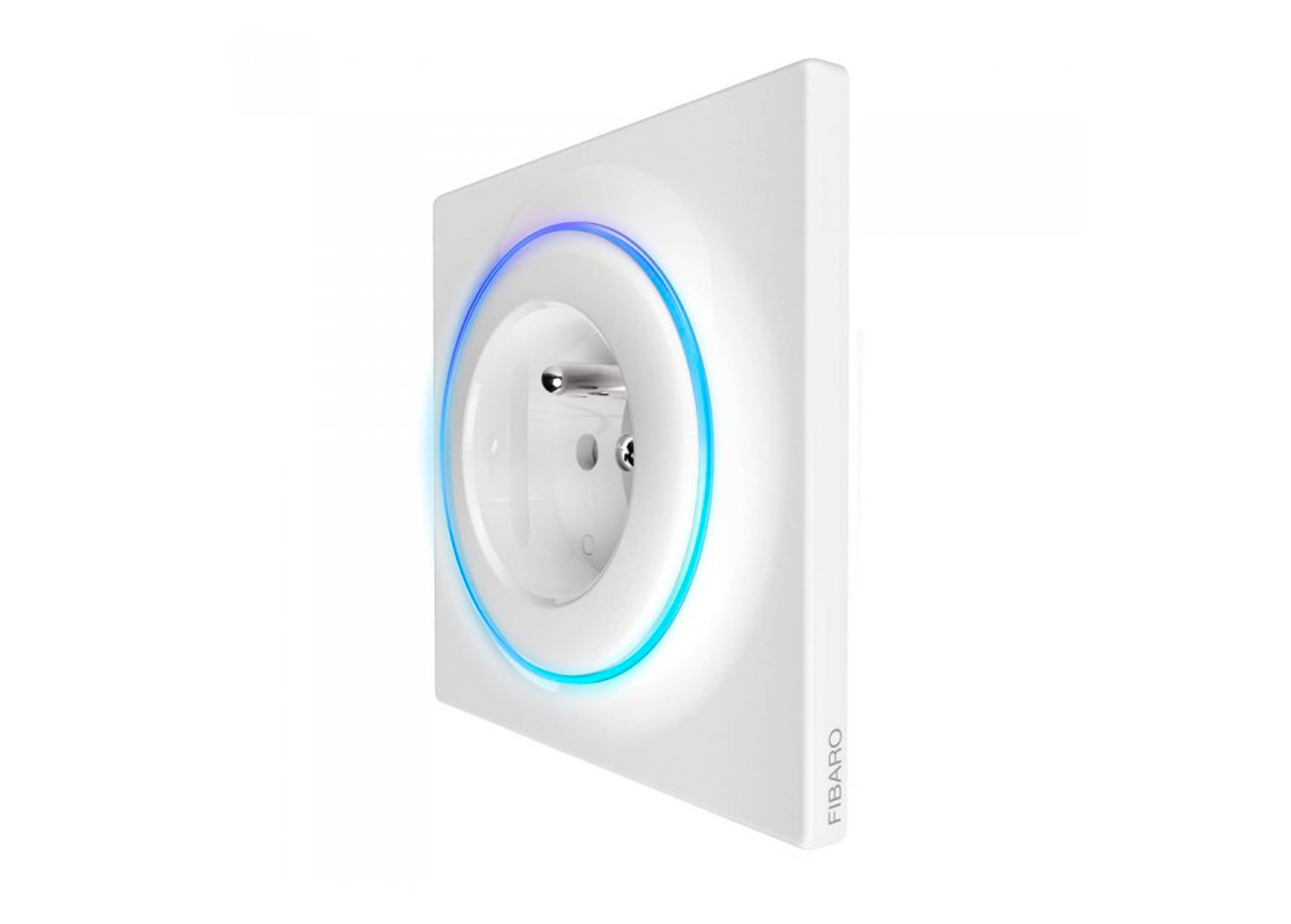 Intelig. zásuvka Fibaro Walli Outlet typ E Z-Wave