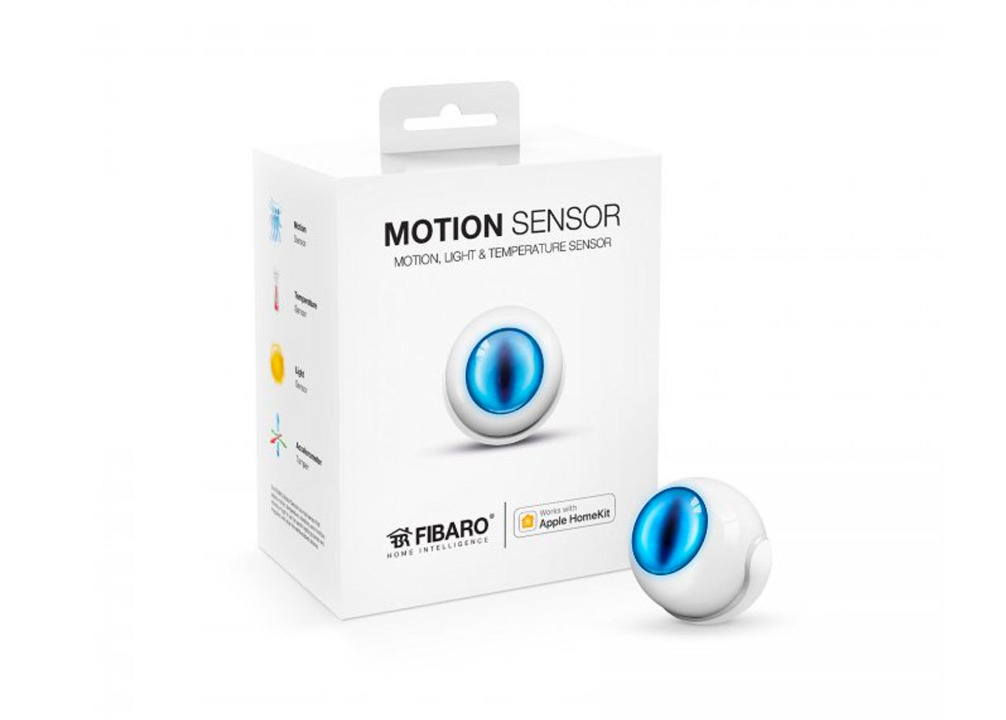 Pohybový senzor Fibaro Apple HomeKit
