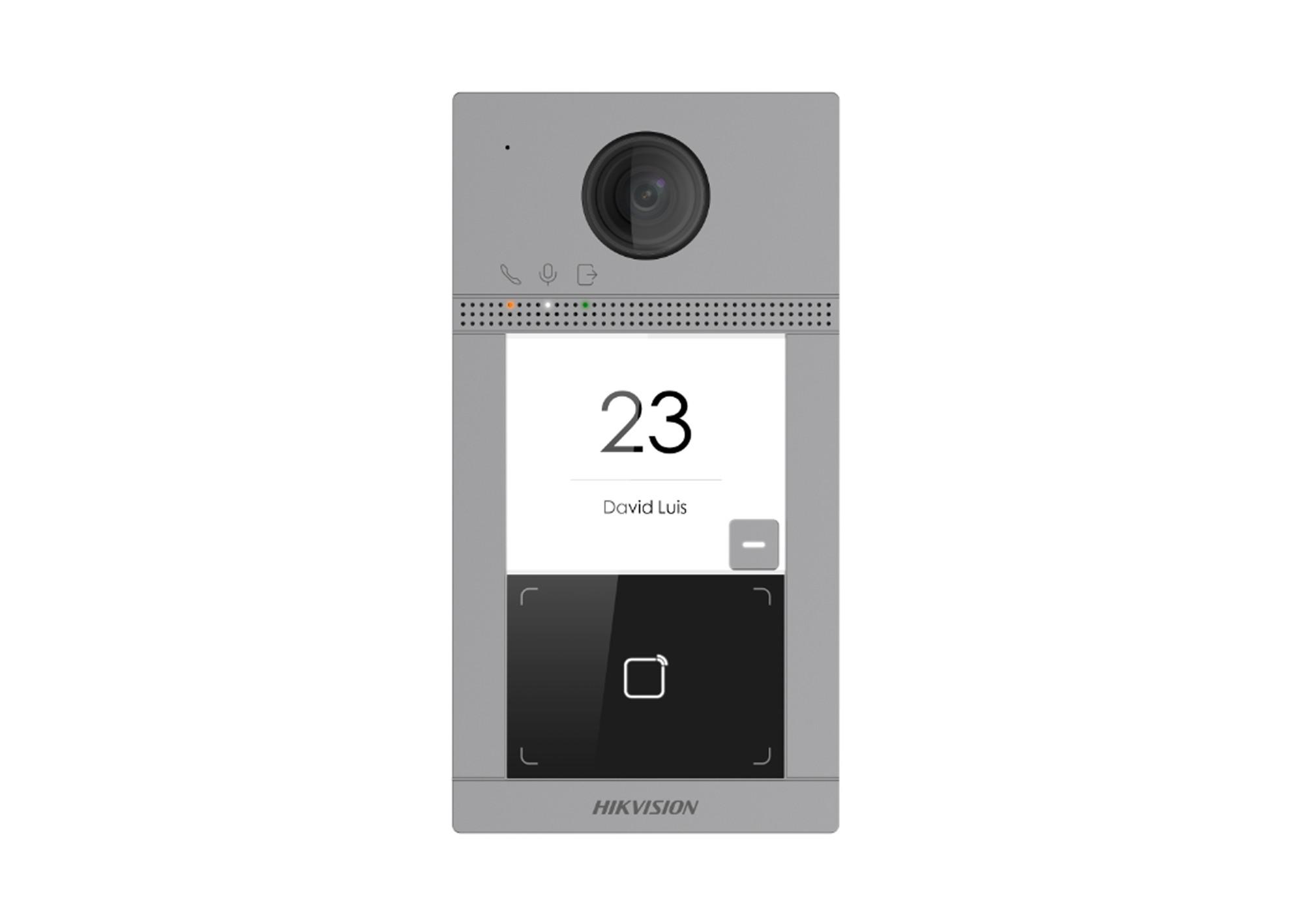 Videovrátnik DS-KV8113-WME1 / Flush rč.V006