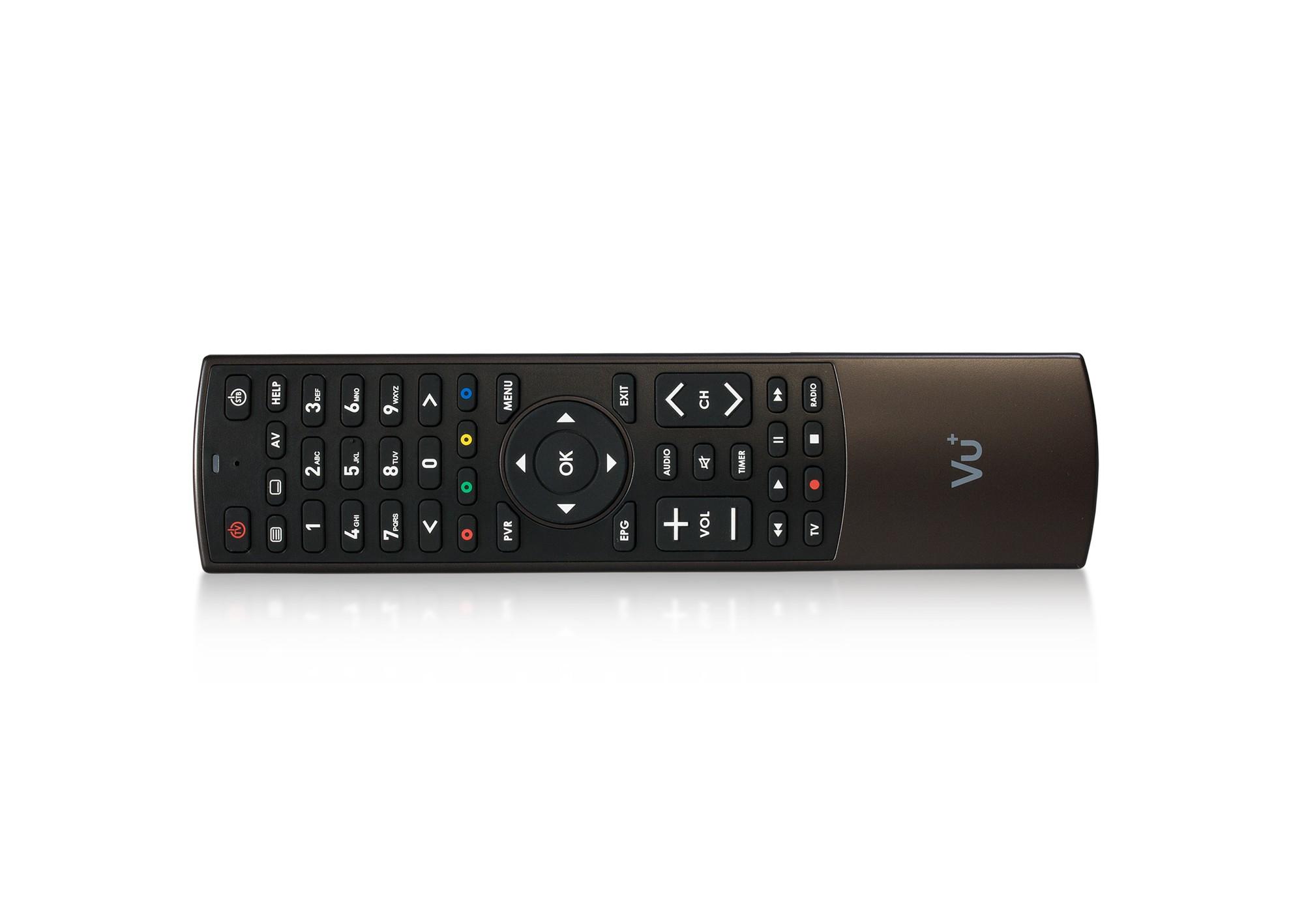 VU+ DUO 4K SE (1x Dual FBC S2X tuner) + 1TB HDD
