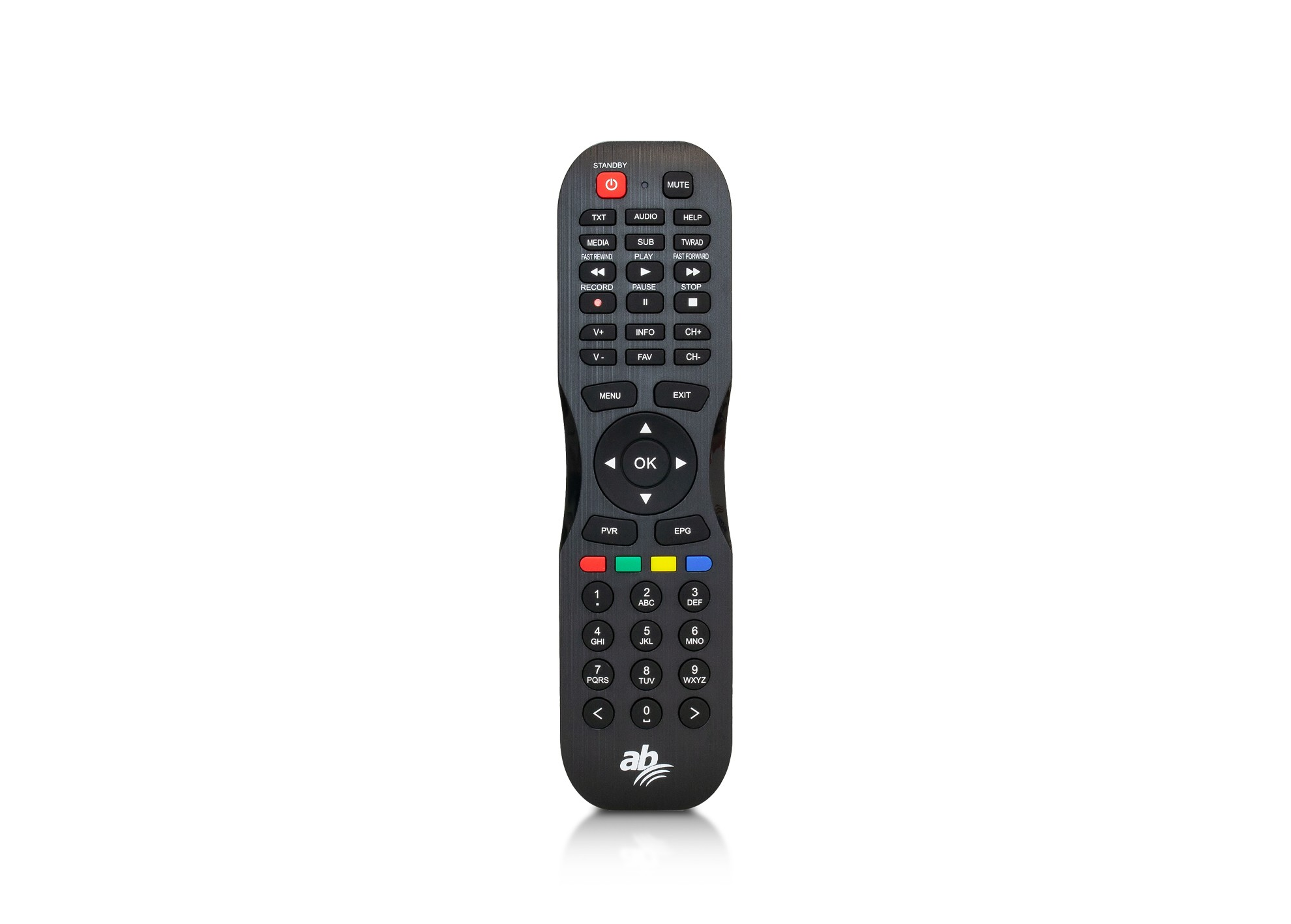 AB PULSe 4K MINI (1x tuner DVB-S2X)
