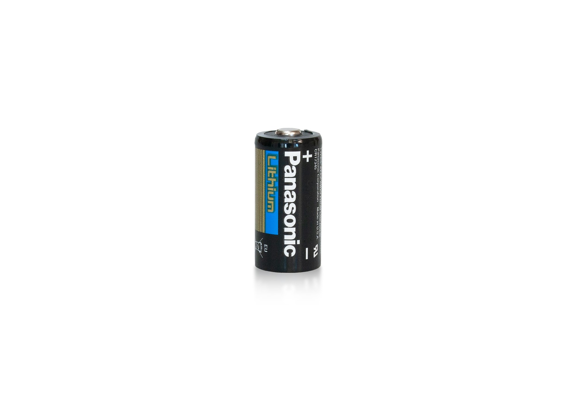 Batéria 3V, 1.4Ah, CR123BN, Panasonic