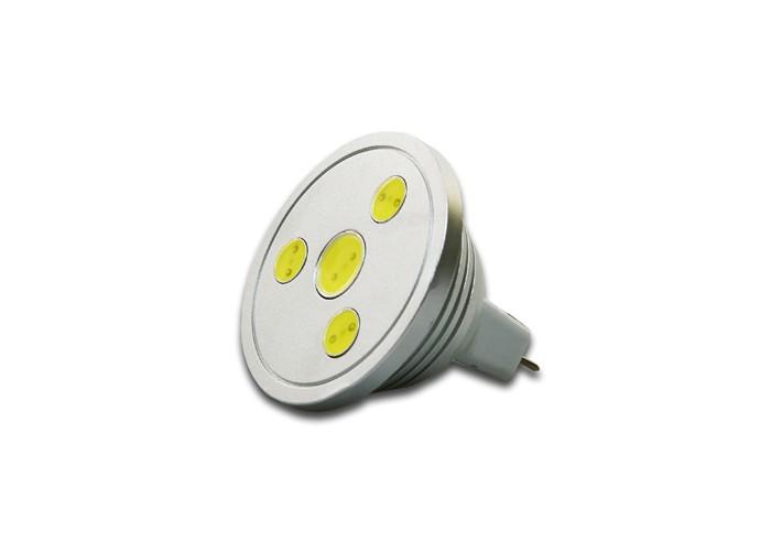 AB LED MR16C4 žiarovka,MR16,4W,300 lumenov,studená