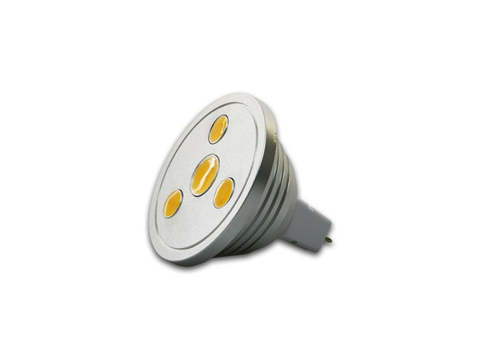 AB LED MR16W4 žiarovka,MR16,4W,240 lumenov,teplá