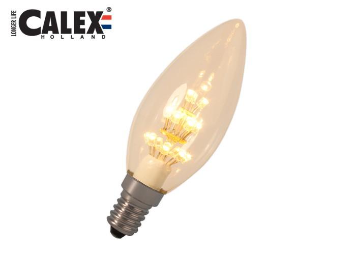 474384 LED Pearl E14 sviečka B35 0.9W teplá 2100K