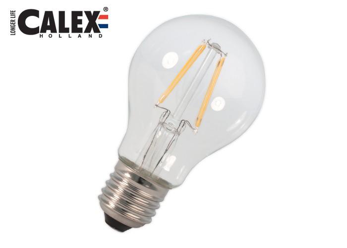 474518 Cal LED Fil E27 A55 4W 400lm, číra 2700K