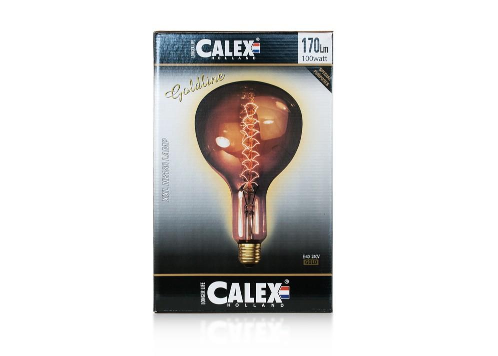 442532 Cal Gold E40 100W XXL NR180 Gold
