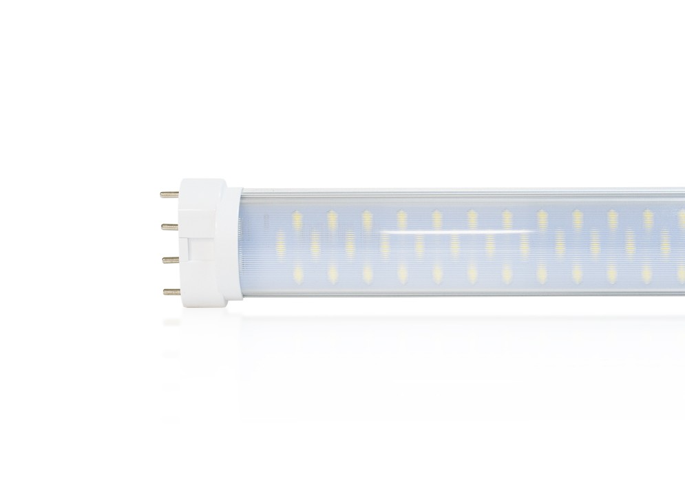LED trubica 2G11 pre pouličné osvetlenie, 415 mm,