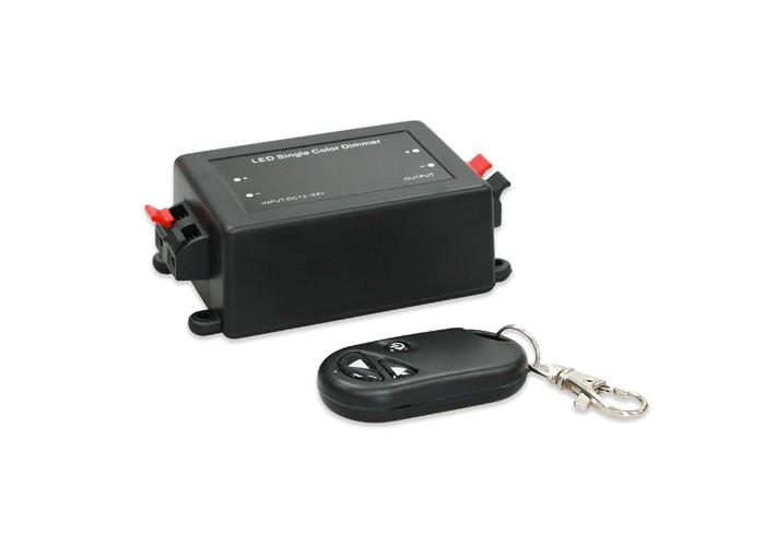 Stmievač RF pre LED pásy 12/24V