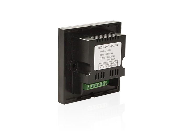 Ovládač do steny pre RGB LED pásy 12V,24V