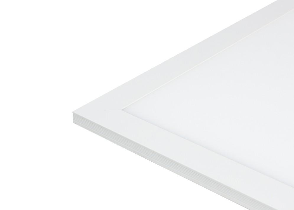LED panel 600x600mm, studená biela - 6000K, 3300lm