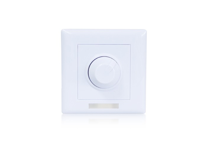 LED stmievač manuál/IR pre LED panely