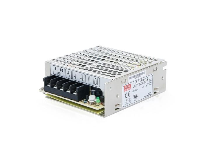 LED PS12V50W MeanWell napájací zdroj 12V, 50W
