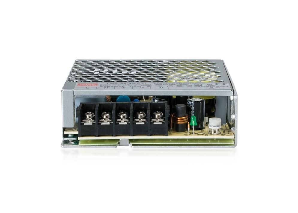 LED PS12V75W MeanWell napájací zdroj 12V, 75W