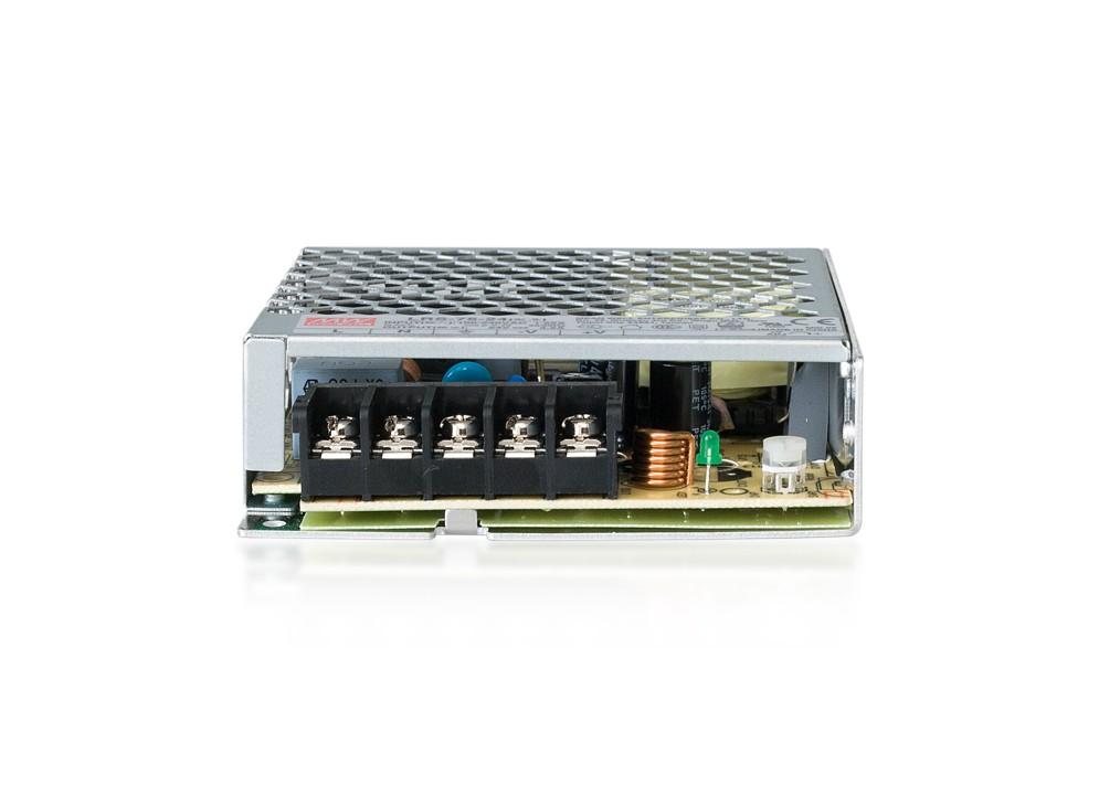 LED PS24V75W MeanWell napájací zdroj 24V,75W LRS