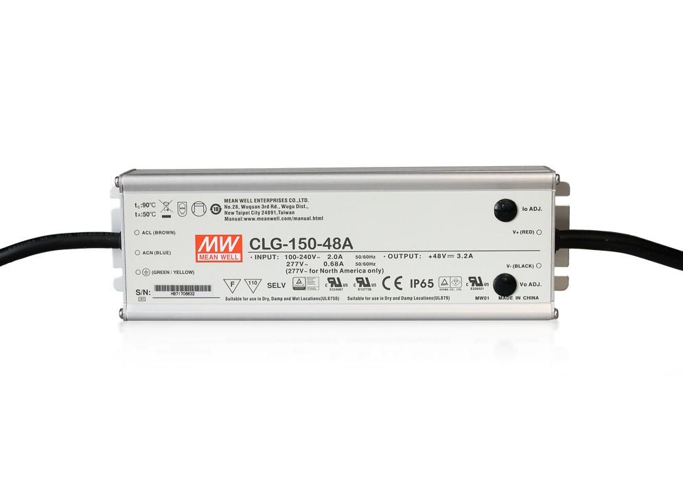 LED PS48V150WIP65 CLG-A, MeanWell 48V,153W