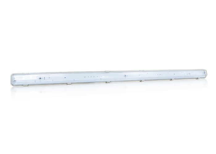 LED priemyselné svietidlo pre T8, 2x120cm - WP210