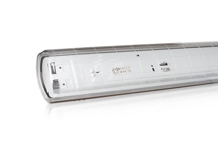 LED priemyselné svietidlo pre T8, 2x150cm - WP211