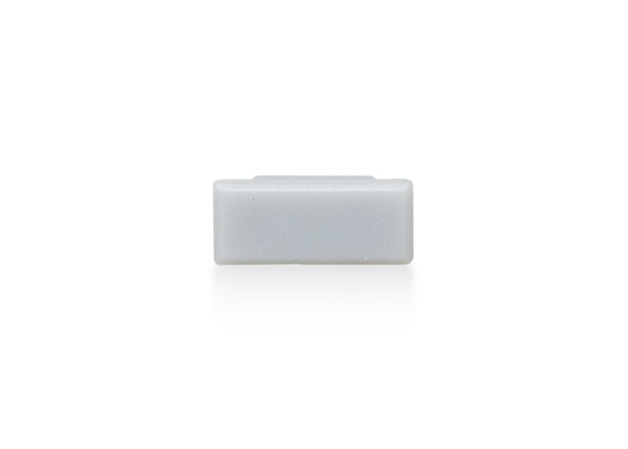 Koncovka K XC11-PL plastová pre lišty XC11, BC11