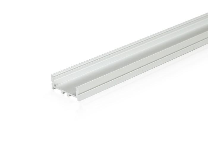 Lišta L XC01 pre LED pásy,strieborná,1m