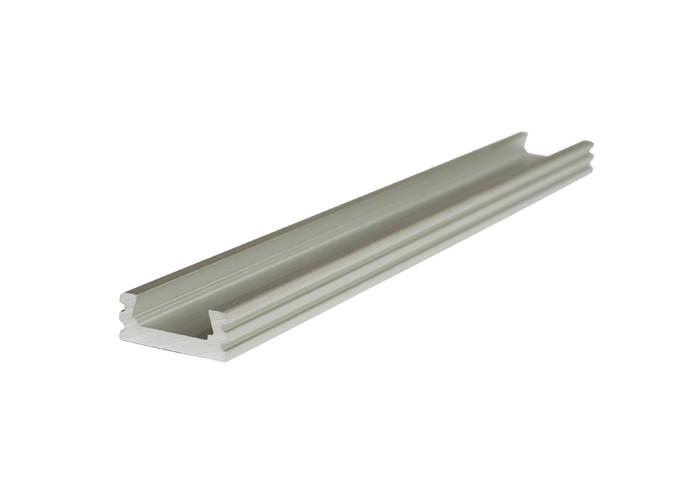 Lišta L XC02 pre LED pásy,strieborná,1m