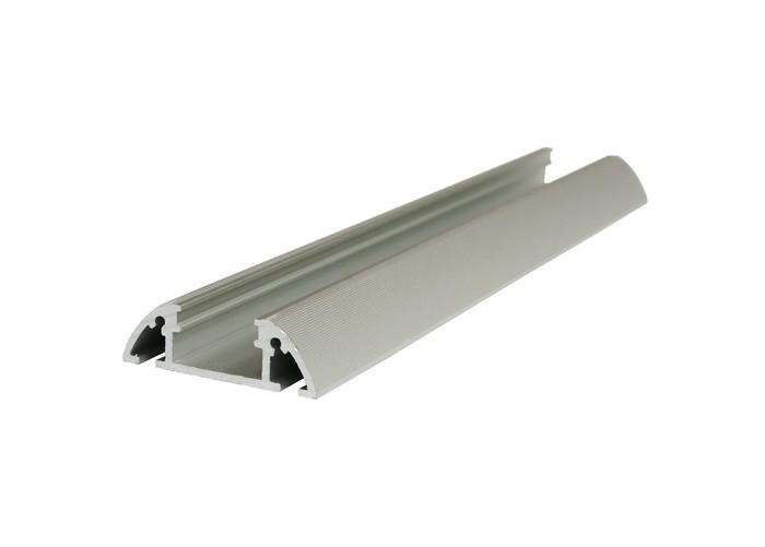 Lišta L XC04 pre LED pásy,strieborná, 1m