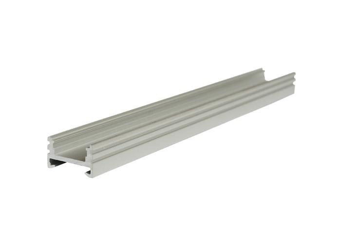 Lišta L XC06 pre LED pásy,strieborná,1m