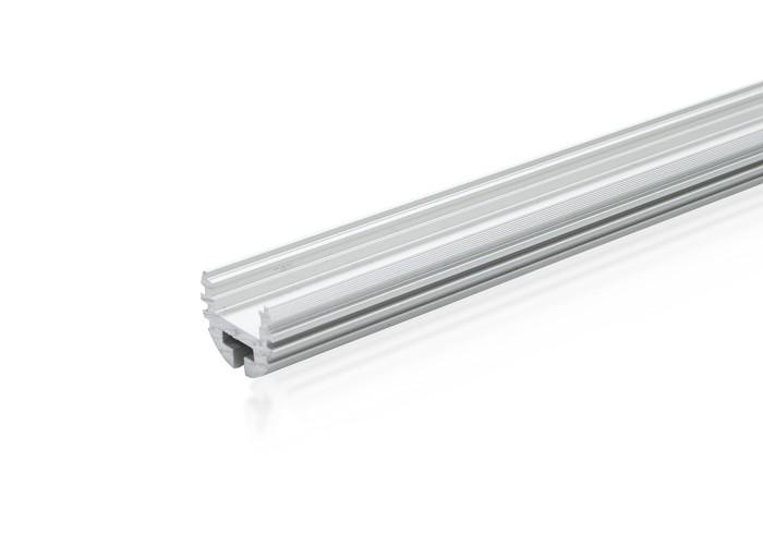 Lišta L XC07 pre LED pásy,strieborná, 1m