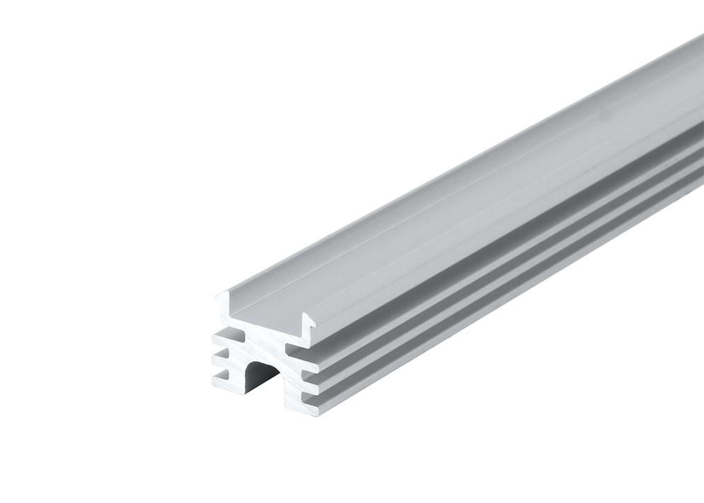 Lišta L XC13 pre LED pásy,strieborná,1m