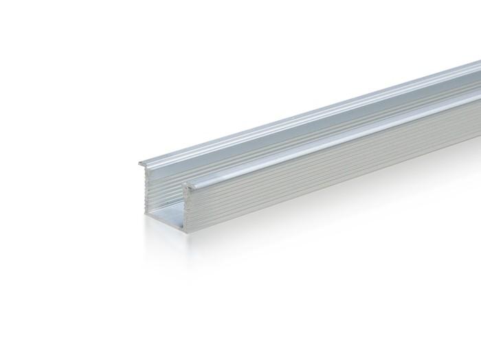Lišta L XC26 pre LED pásy,strieborná, 1m
