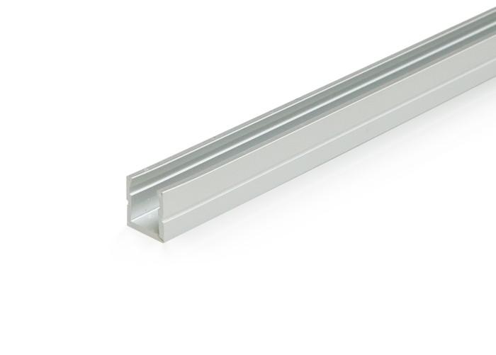 Lišta L XC27 pre LED pásy,strieborná, 1m