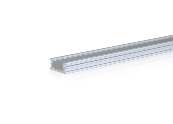 Lišta L XC29 pre LED pásy,strieborná,1m