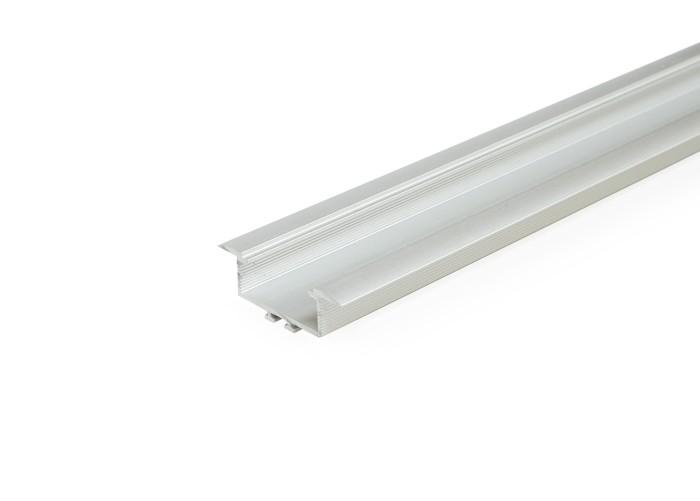 Lišta L XC30 pre LED pásy,strieborná,1m