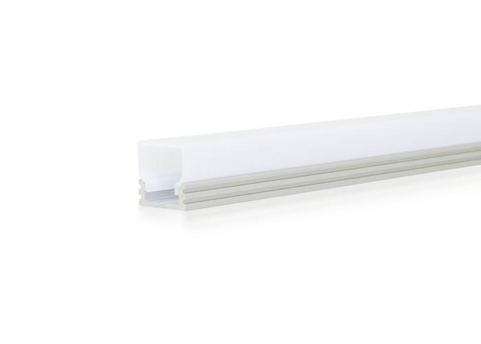 Plastový kryt P PC-S16M 3D, mliečny