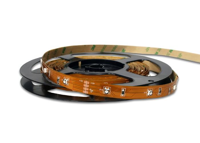 AB LED STRRGB2 pás, 2.4W, 150lm/m, 5m, RGB farebný